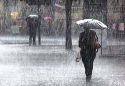 Ankara, İstanbul, İzmir hava durumu Meteoroloji uyardı: Kuvvetli yağış...
