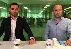 Cenk Ergün: Galatasaray orta sahaya sol iç oynayabilen bir oyuncu bakıyor