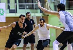 A Milli Erkek Basketbol Takımı çalışmalarını sürdürdü