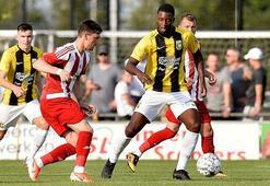 Sivassporun Hollanda kampı: Demir Grup Sivasspor 1-1 Vitesse