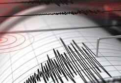 Son dakika: Osmaniyenin Kadirli ilçesinde korkutan deprem