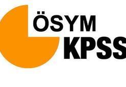 KPSS ÖABT sınav giriş belgesi nasıl alınır