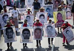 Kayıp öğrenciler için 200den fazla polis ve savcı için suç duyurusu