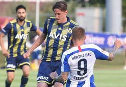 Fenerbahçe-Hertha Berlin: 1-2