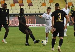Yeni Malatyaspor-Olimpija Ljubljana: 2-2