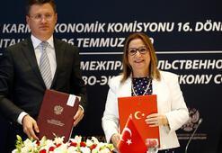 Türkiye-Rusya 16. Dönem KEK Protokolü imzalandı
