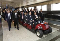 Malezya Başbakanı, Sabiha Gökçen Havalimanını ziyaret etti