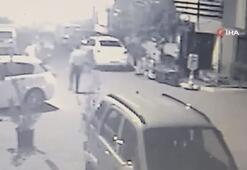 'Selamımı almadı' cinayetinin görüntüleri ortaya çıktı
