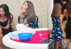 Alanya'da kurpiyer kadınlı poker partisine polis baskını