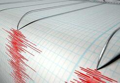 Son dakika... Çankırıda korkutan deprem Büyüklüğü...