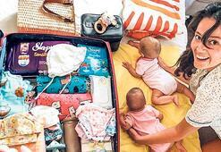 İkizlerle tatil