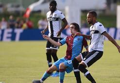 Trabzonspor-Parma: 2-2