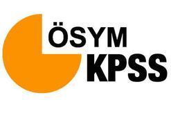 KPSS ÖABT sınavı saat kaçta başlayacak