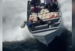 Pasifikte dev operasyon 400den fazla kişi yakalandı