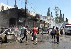 İdlibe hava saldırıları: 6 ölü, 18 yaralı