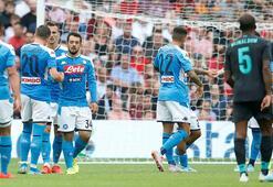 Napoli son Avrupa şampiyonu Liverpoolu ezdi geçti: 3-0