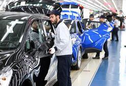 Sakaryada 6 ayda 141 bin 495 araç üretildi