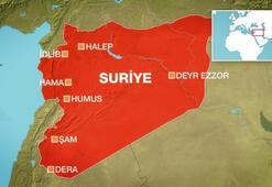 Suriye Deyrizorda koalisyon saldırısı