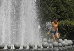 İngilterede sıcaklık tarihi rekor kırdı