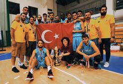 Beykent Üniversitesi Basketbolda Avrupa 2.'si oldu