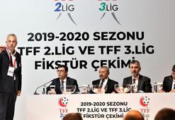 TFF 2. Ligin fikstür çekimi yapıldı