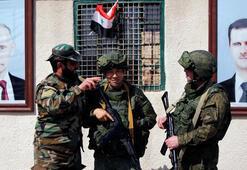 Suriyede Rusyaya ait bir güvenlik şirketi daha ortaya çıktı