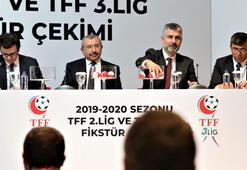 TFF 3. Ligde yeni sezonun fikstürü çekildi