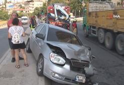 Kartalda trafik kazası: 3 yaralı