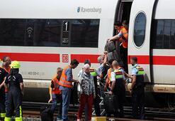 Almanyada 8 yaşındaki çocuğa dehşeti yaşattı İsviçrede aranıyor