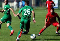 Çaykur Rizespor - Antalyaspor: 2-2