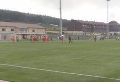 Çaykur Rizespor: 2 - Antalyaspor: 2 (Hazırlık Maçı)