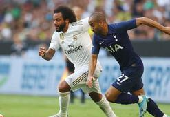 Real Madrid - Tottenham: 0-1