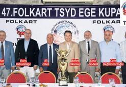 Folkart TSYD Ege Kupası'nda geri sayım başladı