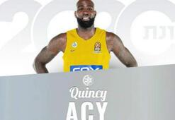 Maccabi Tel Aviv, Quincy Acyi transfer etti