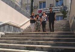 3 kadın 15 günde 14 ev soydu