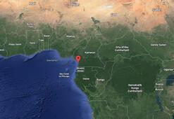 Okyanusta mahsur kalan 106 kişi kurtarıldı