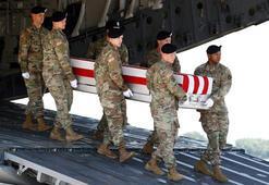 Afganistanda öldürülen ABDli asker sayısı 2 bin 500e yaklaştı