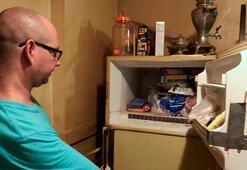 Dondurucudaki kutuyu yıllar sonra açan adam, bebek cesedi buldu