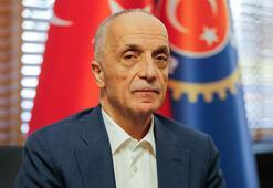 Türk-İş Genel Başkanı Atalaydan toplu sözleşme açıklaması