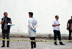 Sokak ortasında dehşet 27 yaşındaki kadına kurşun yağdırdı