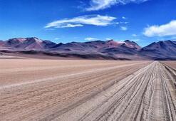 Dünyanın en kurak yeri Atacama