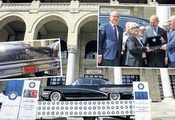Menderes'in arabası Aydın'a bağışlandı