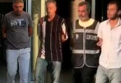 Sabah saatlerinde düğmeye basıldı Gözaltına alındılar