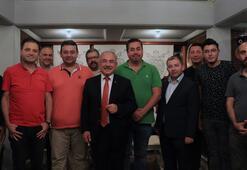 Ordusporda hedef adım adım Süper Lig
