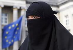 Hollandada burka yasağı başladı