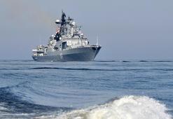 Rusyadan Baltık Denizinde tatbikat