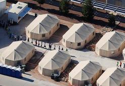 ABD-Meksika sınırında bir yılda 911 çocuk ailelerinden koparıldı