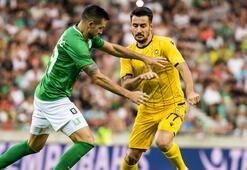 Olimpija Ljubljana - Yeni Malatyaspor: 0-1