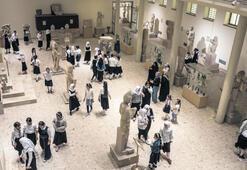 4500 yıllık enstrüman Irak Ulusal Müzesi'nde