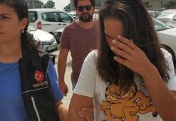 Uyuşturucudan gözaltına alınan kadın hakkında flaş karar